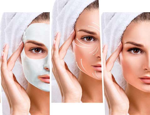 маски для упругости лица