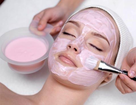 маски из йогурта для лица