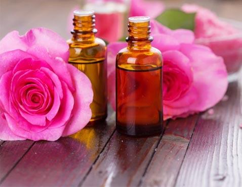 масло из лепестков роз для лица