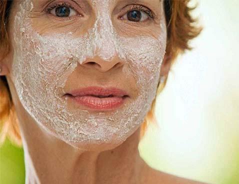 омолаживающие маски для сухой кожи лица